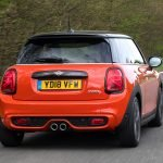 Mini Press Pack Cooper F56 - Solaris Orange