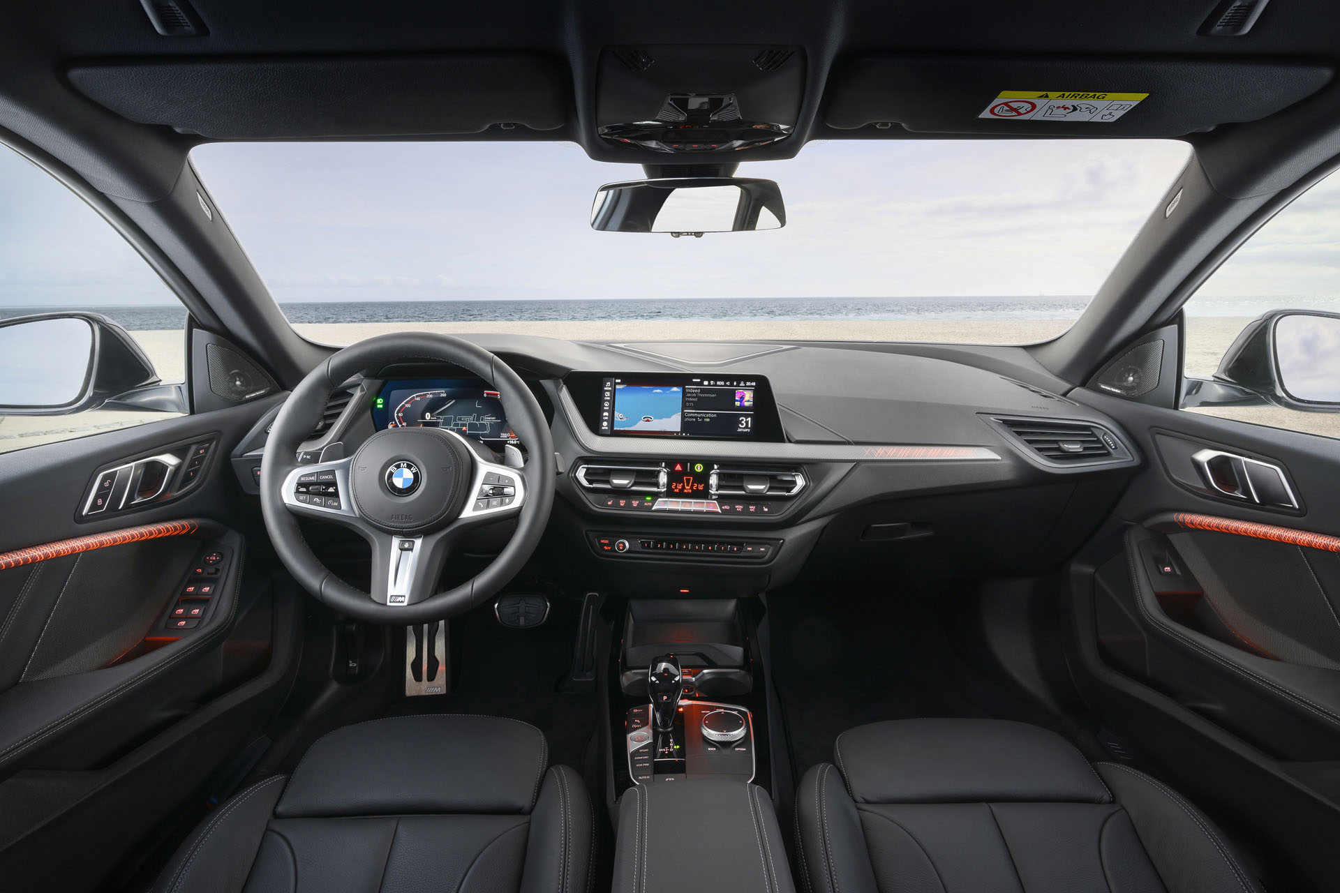 Bmw Lanca Novo Serie 2 Gran Coupe No Brasil Revista Car Stereo