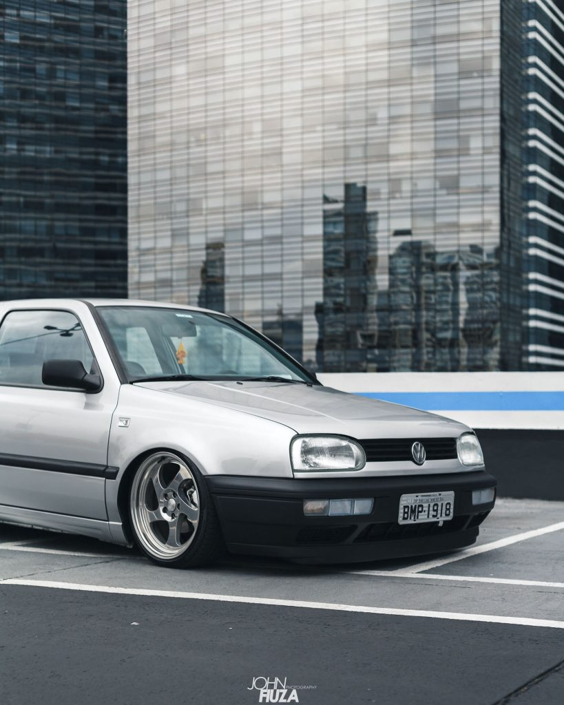 VW Golf CL MK3