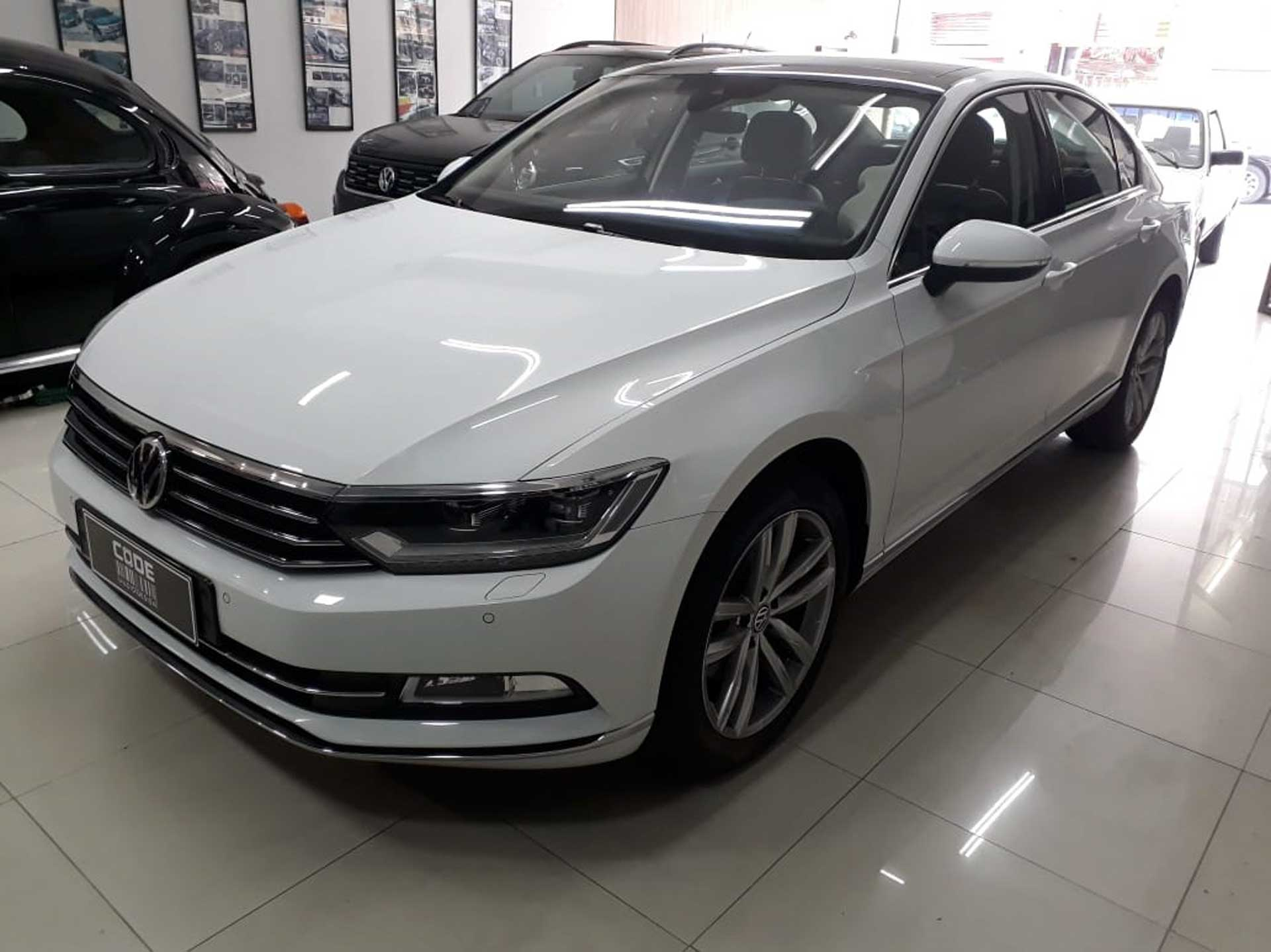 vw passat 2019 code audio